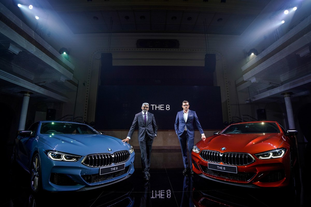 BMW Malaysia Introduces The 8.