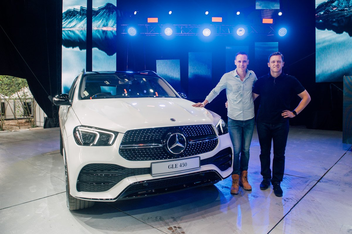 The Next Generation Luxury SUV – The Mercedes-Benz GLE 450 AMG Line