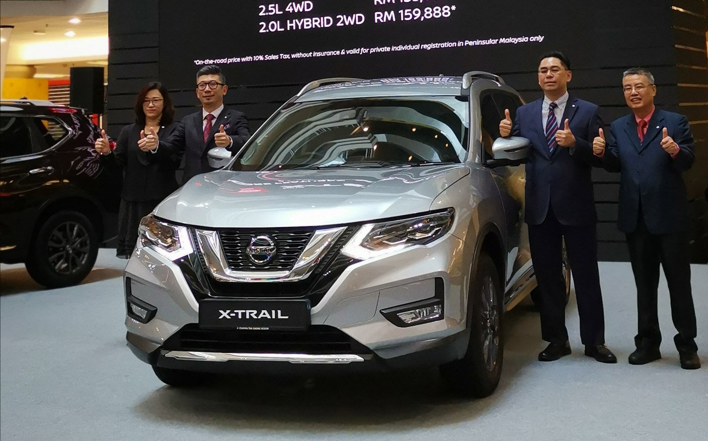 ETCM ANNOUNCED OFFICIAL PRICE FOR THE NEW X-TRAIL FACELIFT, MORE FEATURES AND NO PRICE INCREASE