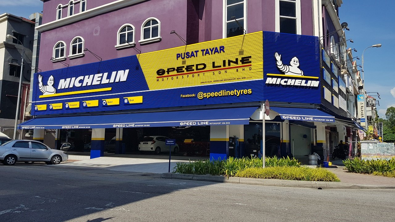 MICHELIN WELCOMES FIRST FLAGSHIP STORE FOR PREMIUM PERFORMANCE-ORIENTED TYRES  AT SPEEDLINE KOTA DAMANSARA