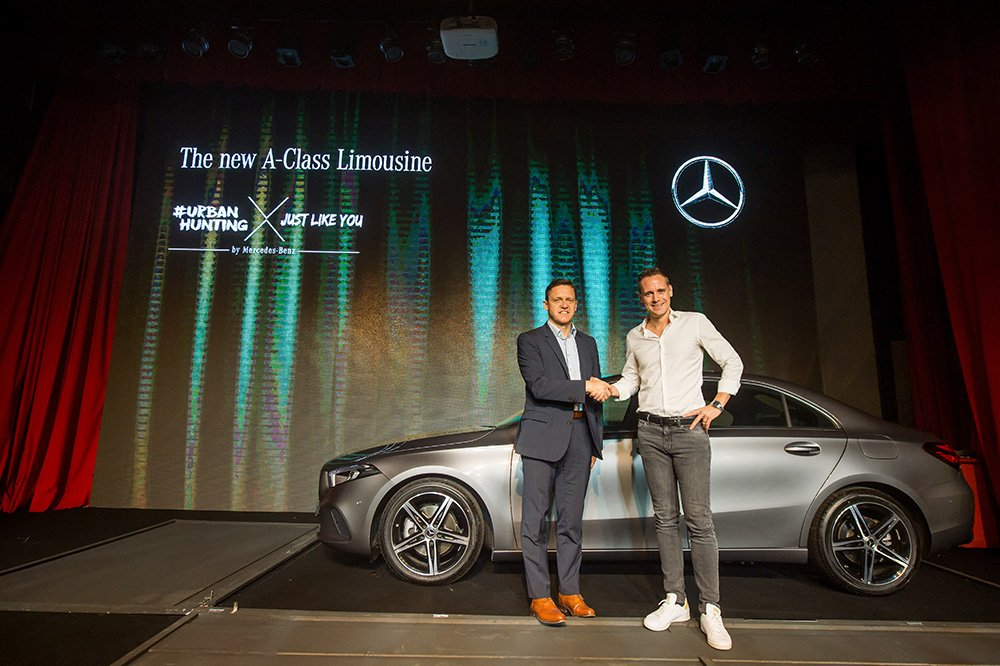 Mercedes-Benz Malaysia starts 2019 with five launches to drive sales