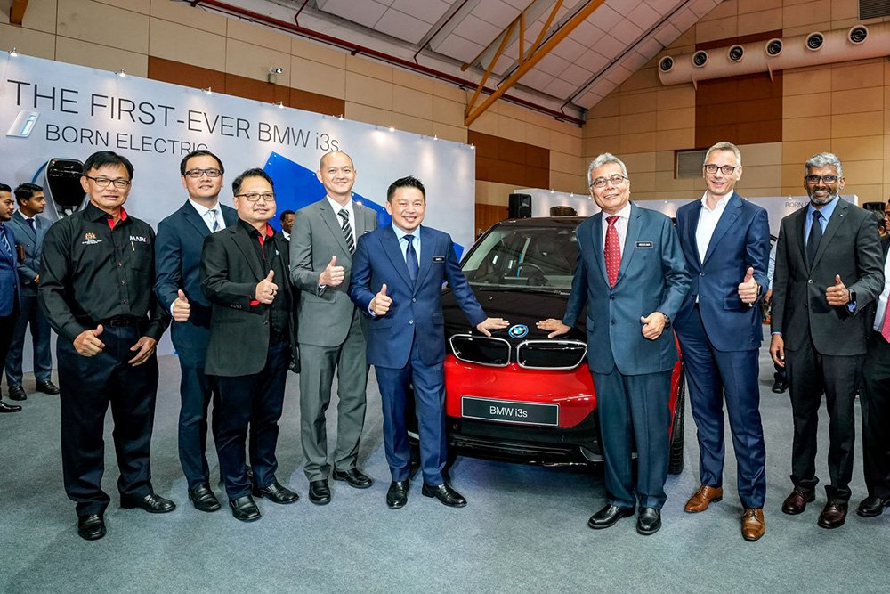 BMW Malaysia presents the First-Ever BMW i3s.
