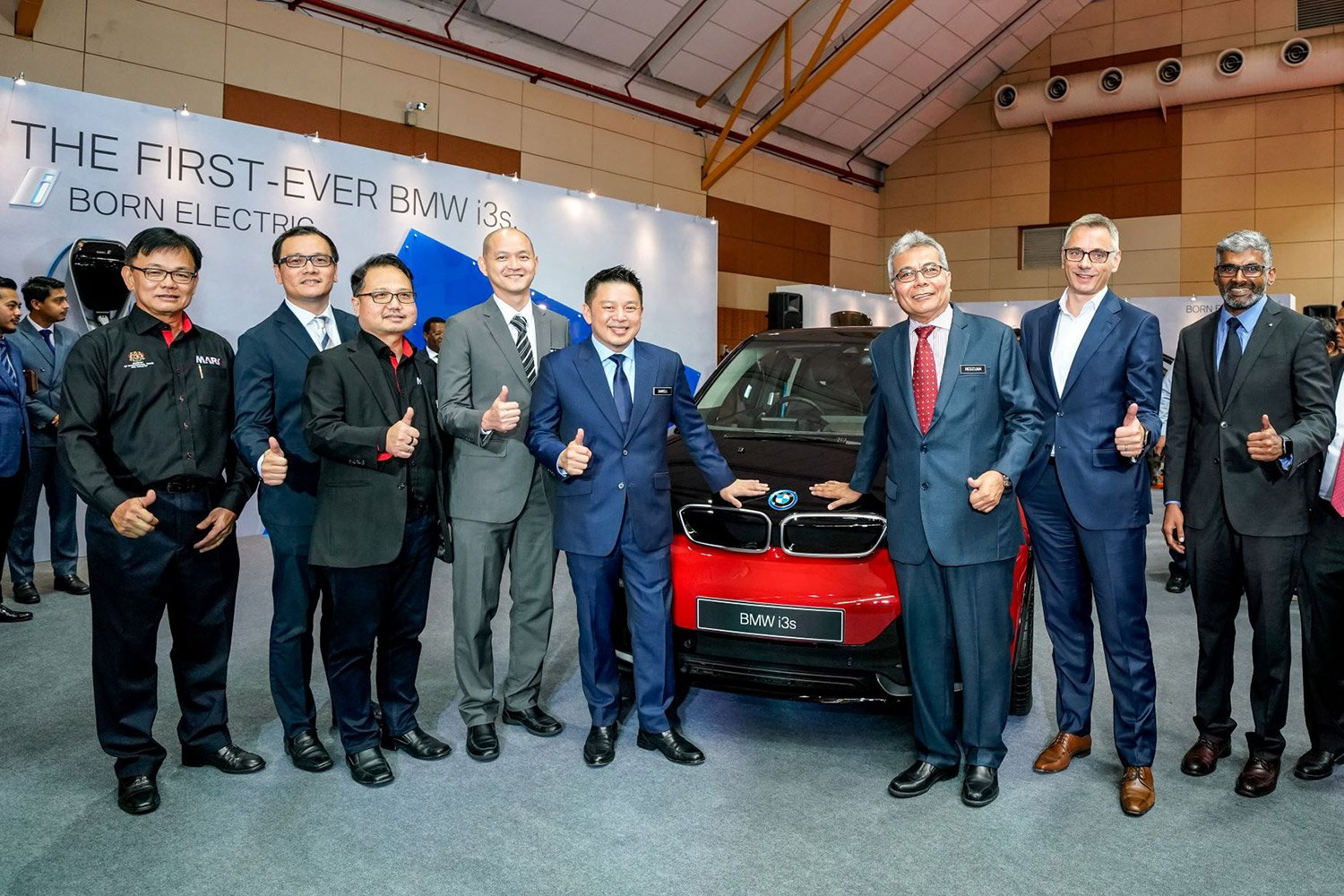 BMW Malaysia presents the First-Ever BMW i3s