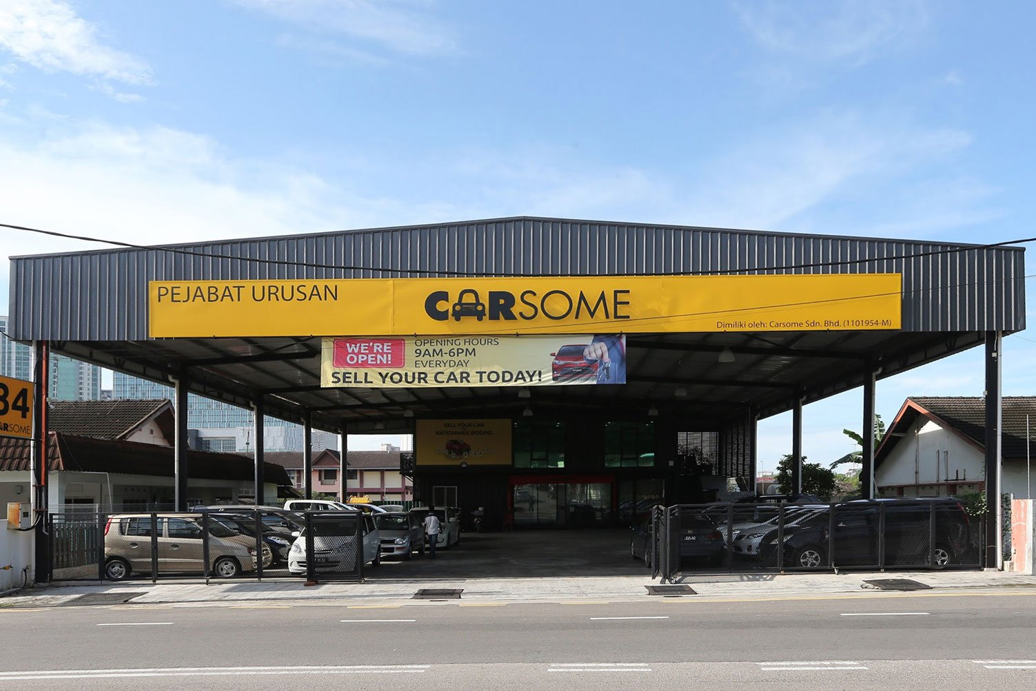 Carsome, Southeast Asia's largest used car trading platform, expands nationwide in Malaysia