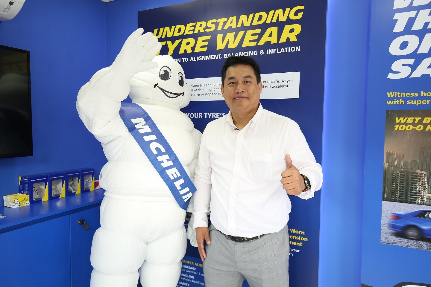 MICHELIN CONTINUES TO CONTRIBUTE TO ROAD SAFETY IN MALAYSIA WITH MICHELIN SAFE ON THE ROAD CAMPAIGN
