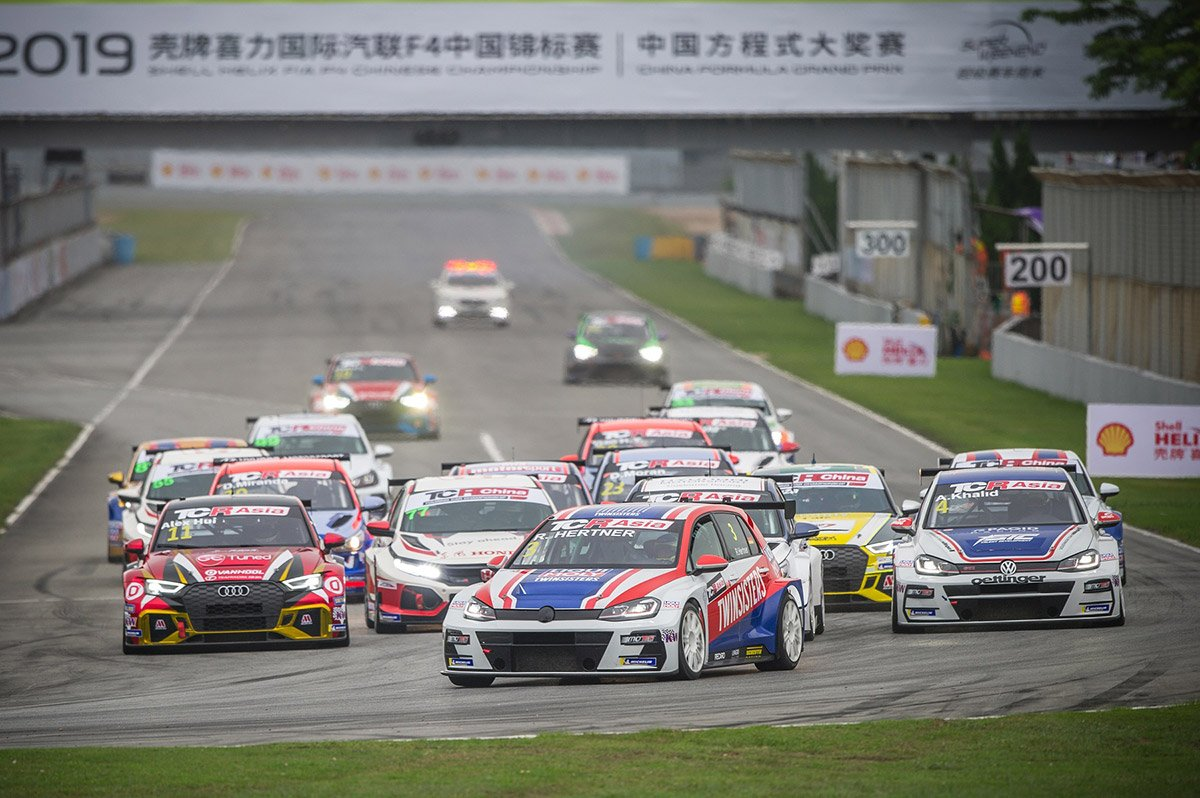 Hertner leaves Zhuhai as TCR Asia Cup Championship leader