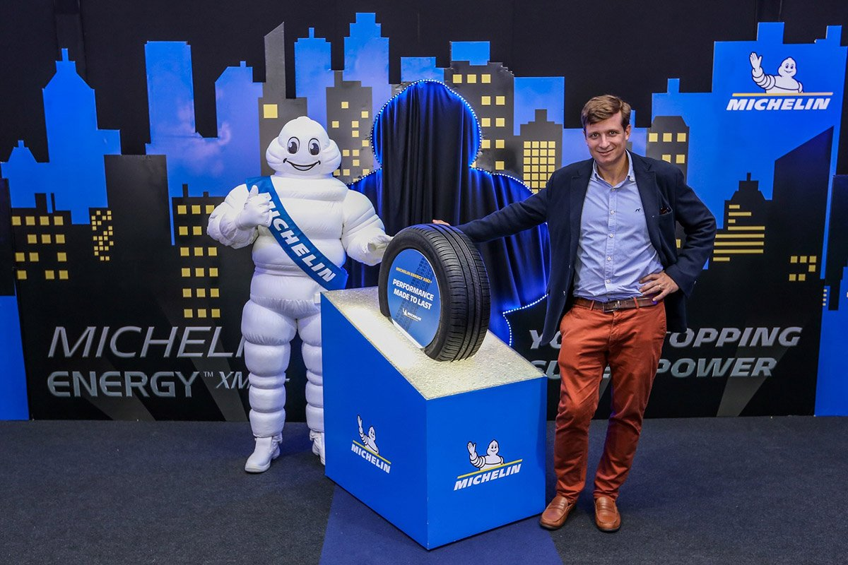 MICHELIN INTRODUCES 'MICHELIN ENERGY XM2+',  THE STOPPING SUPERPOWER FOR  SMALL- AND MID-SIZE PASSENGER CARS