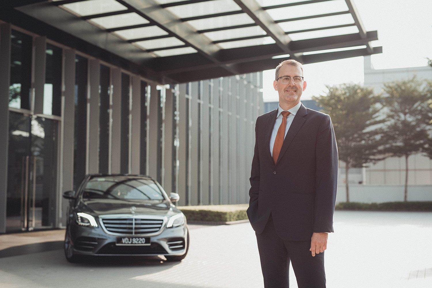 Mercedes-Benz appoints Michael Jopp as Head of Sales & Marketing, Mercedes-Benz Cars, Malaysia & SEA II.