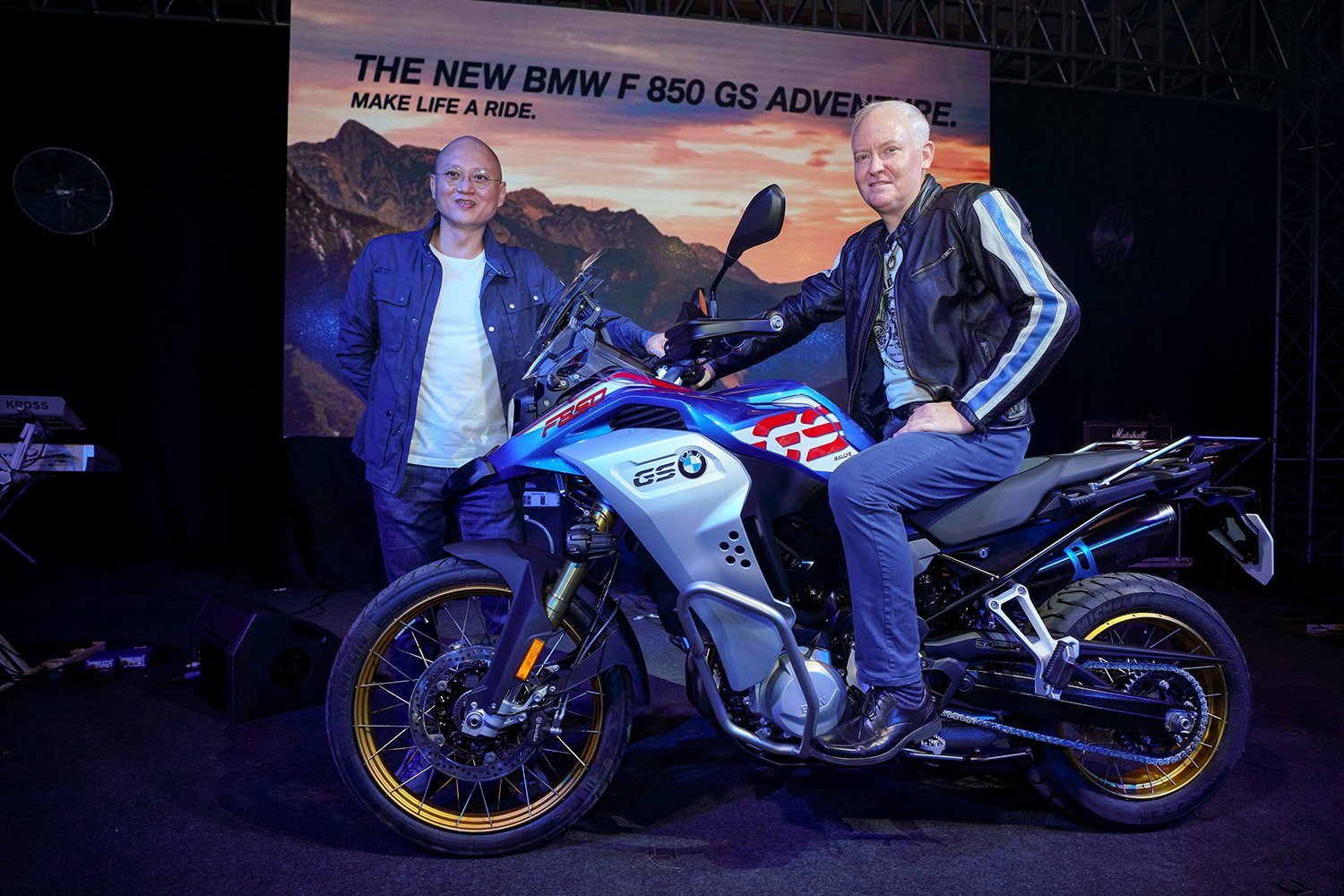 BMW Motorrad Malaysia Introduces Three New Adventure Motorcycles to Make Life A Ride.