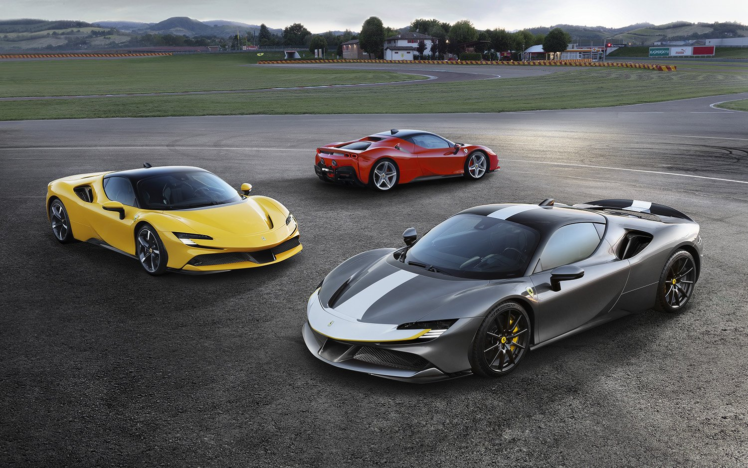 Universo Ferrari – the first event dedicated exclusively to Ferrari in its hometown