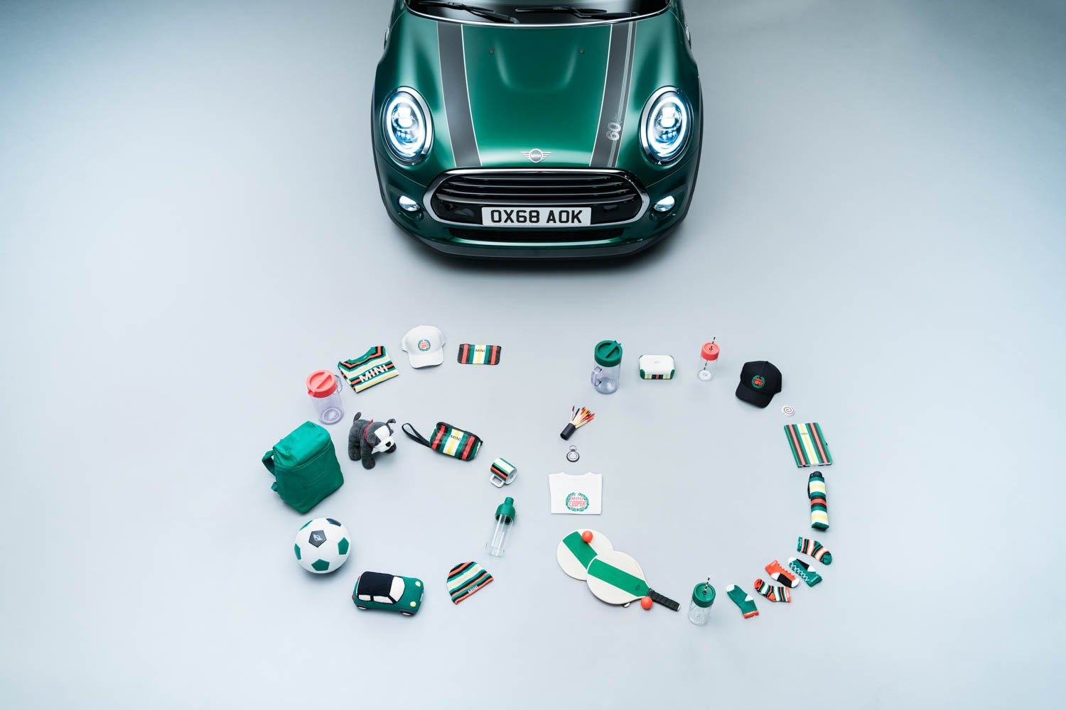 MINI Malaysia Celebrates 60 Passionate Years with 60 Months MINI Service + Repair Inclusive Programme.