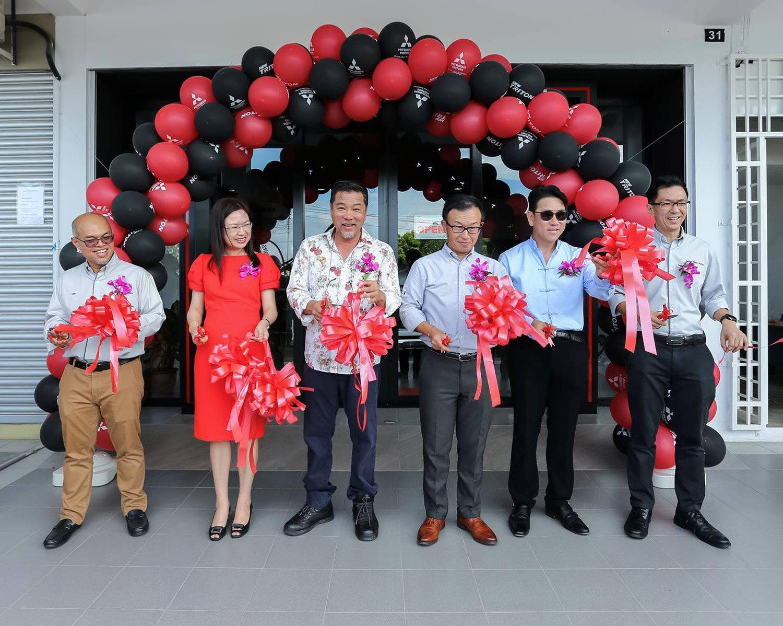 Mitsubishi Motors Opens New Showroom in Bintulu, Sarawak
