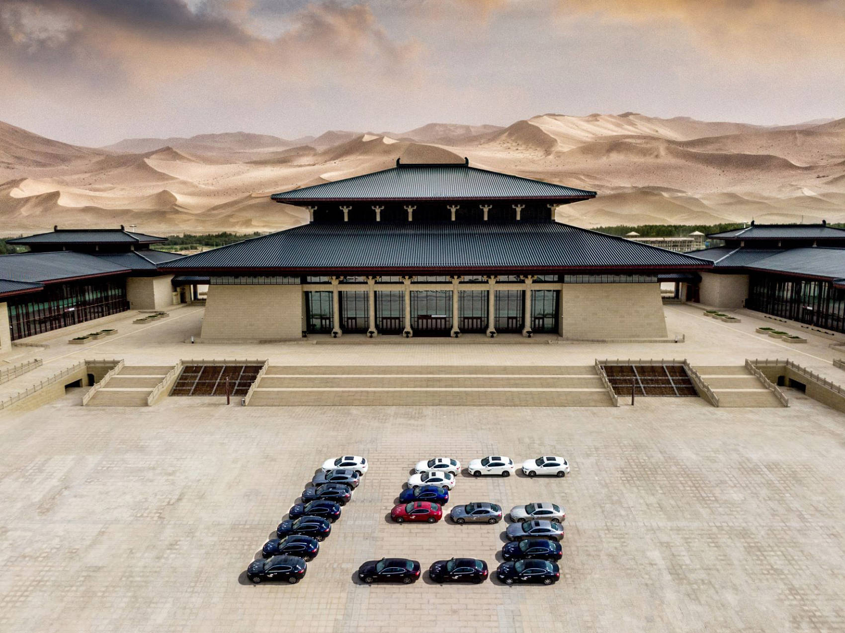 Maserati Completes Its A Tribute to China 2019 Grand Tour