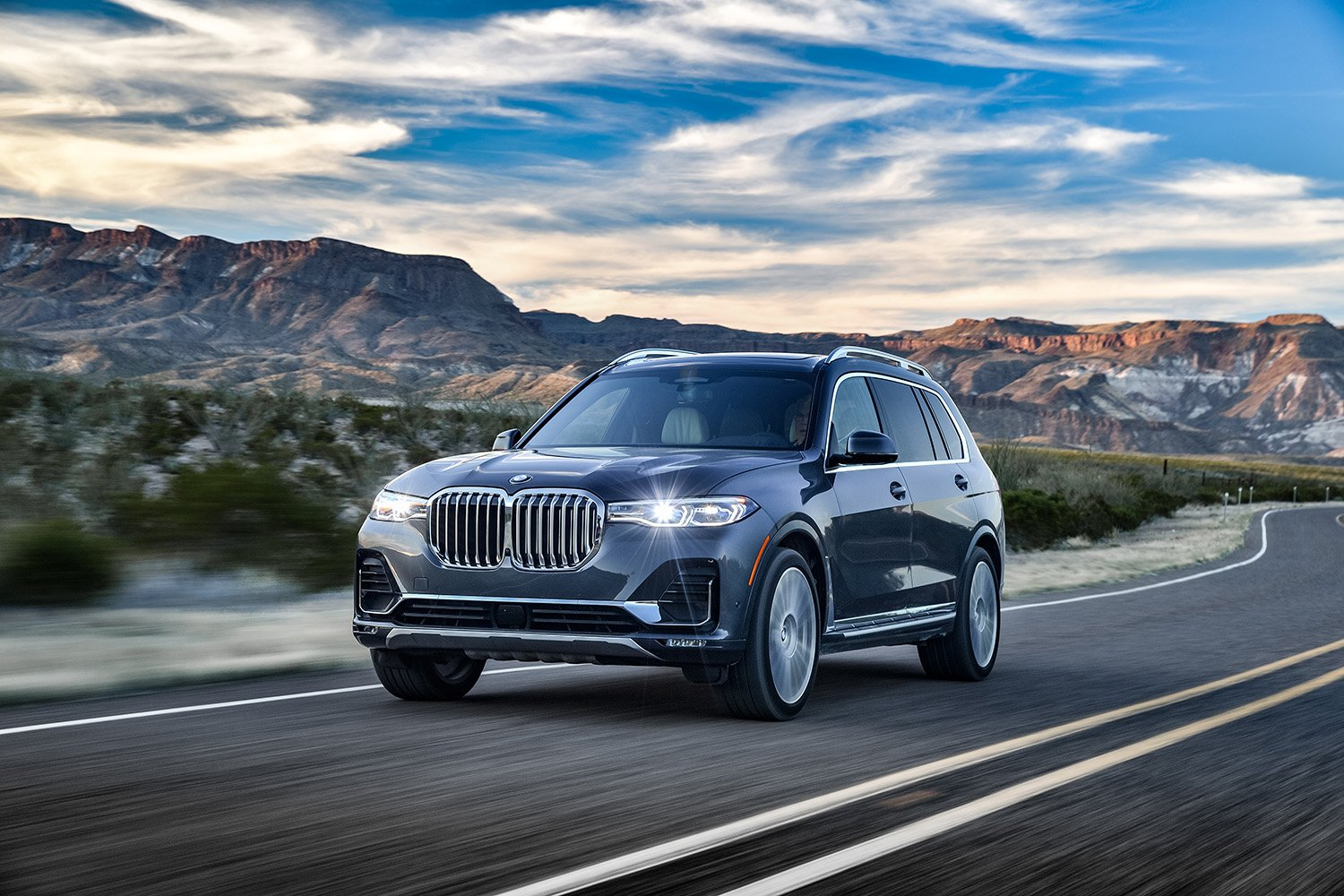 BMW Malaysia Introduces the First-Ever BMW X7.