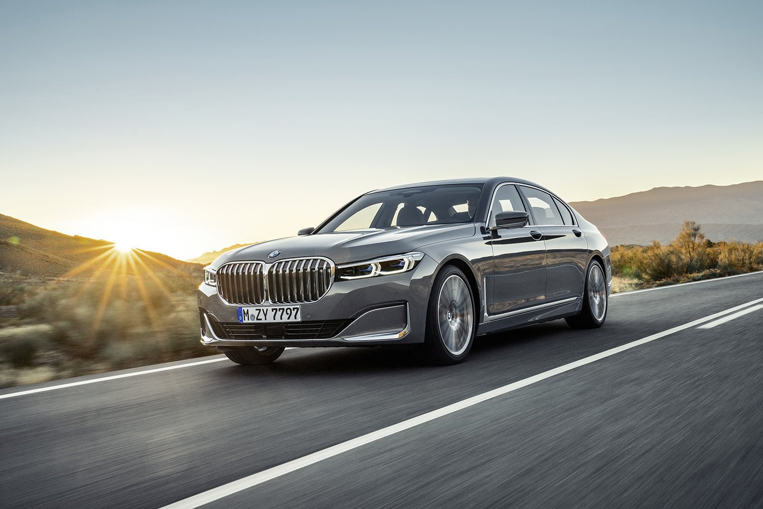BMW Malaysia Introduces the New BMW 7 Series.