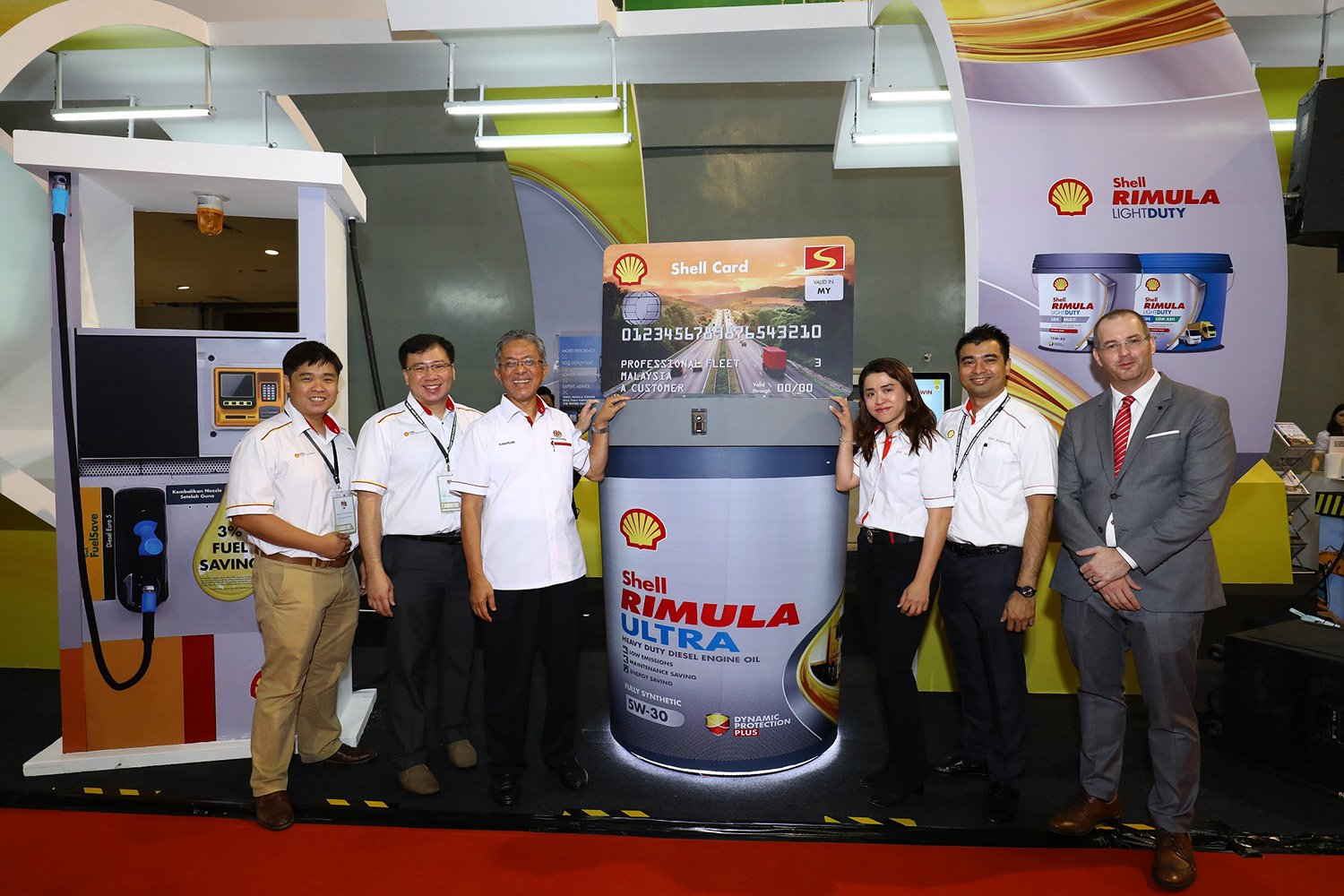 SHELL'S END-TO-END SOLUTIONS FOR THE TRANSPORT AND LOGISTICS INDUSTRY