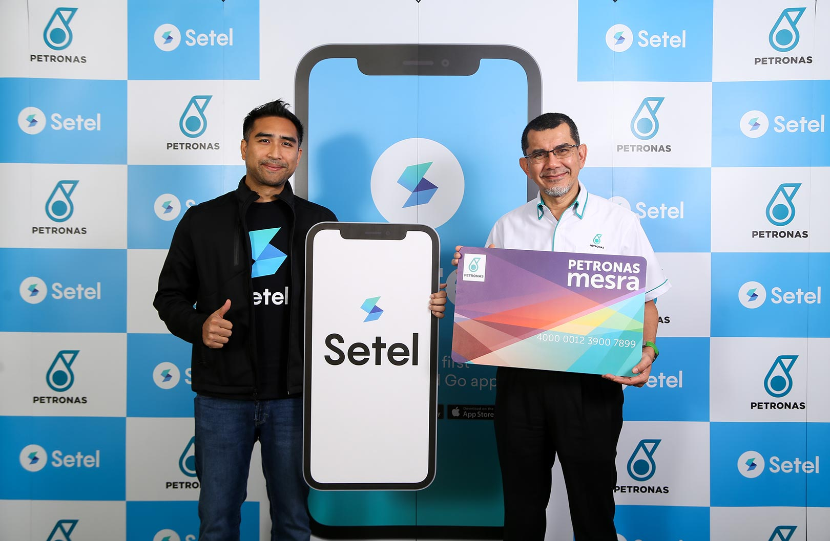 REDEEM YOUR MESRA POINTS ON SETEL, ANYTIME, ANYWHERE!