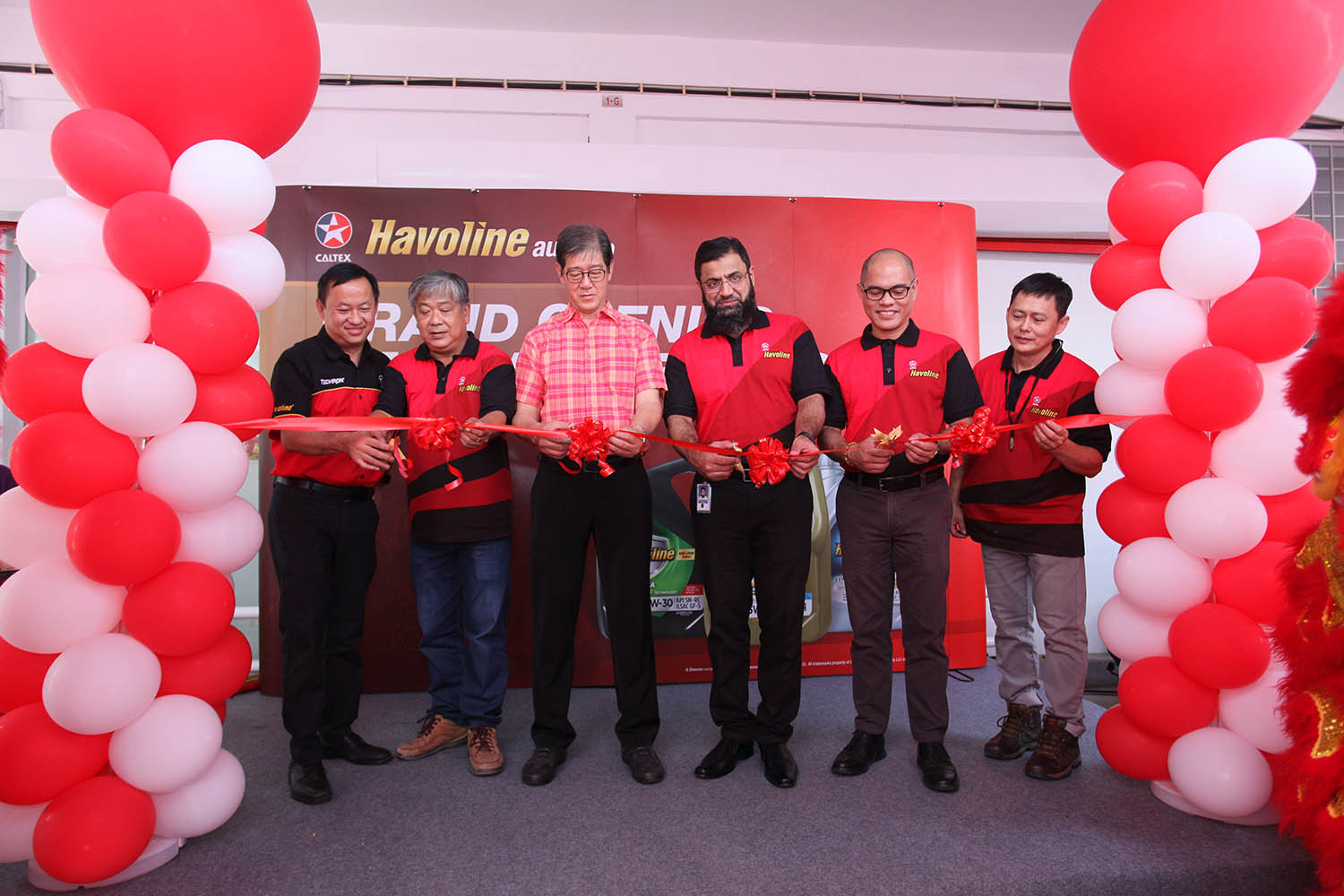 Caltex® Havoline® Revamps Workshop of the Future with  Havoline® autoPro Workshop Programme