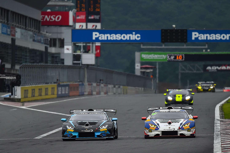 Lamborghini Super Trofeo Asia Returns to South Korea  for Korea International Circuit Debut