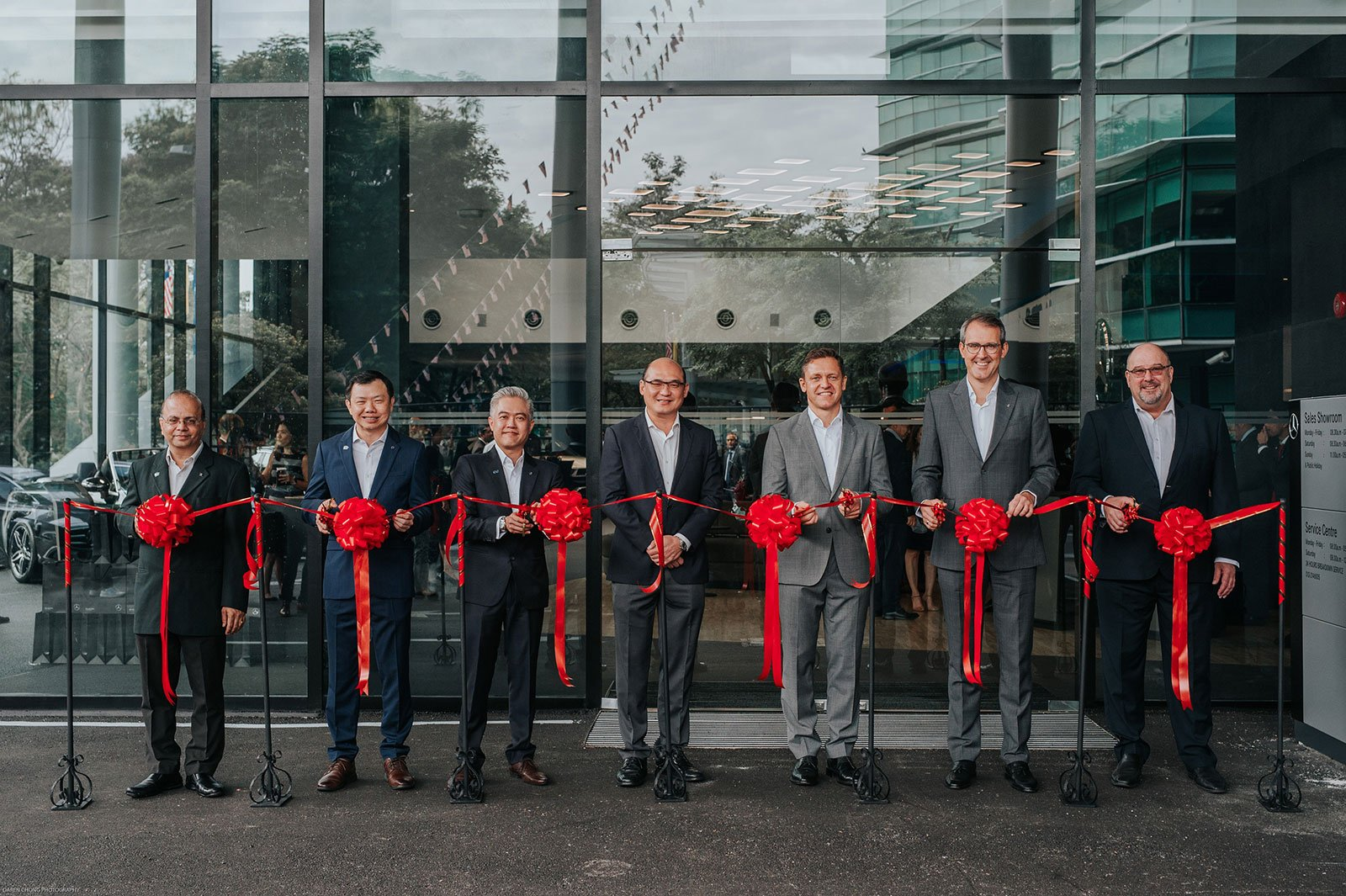 Mercedes-Benz Malaysia unveils new brand presence at Cycle & Carriage Bintang