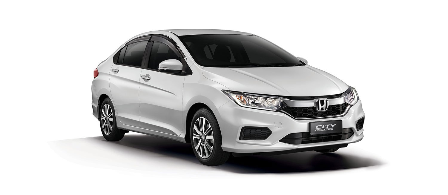 MALAYSIA'S NO.1* B-SEGMENT MODEL, HONDA CITY COMES WITH SPECIAL EDITION AT RM75,955**