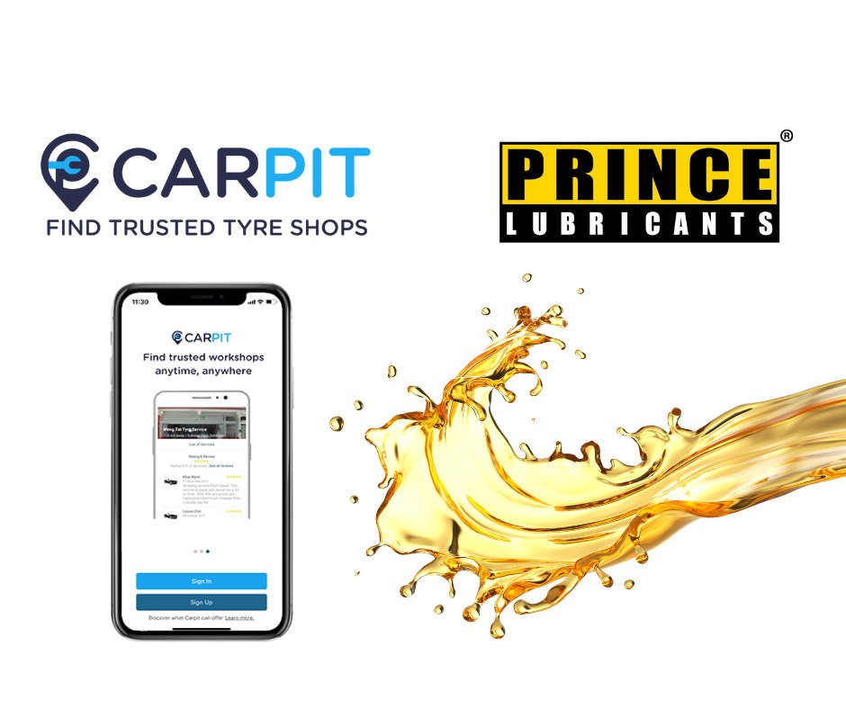 Carpit partners with Prince Lubricants to offer Prince Fully Synthetic Engine Oil