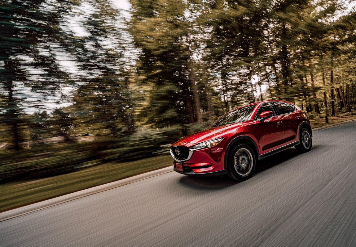 2019 NEW MAZDA CX-5 – Starting from RM137k to RM181k