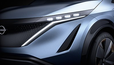 Nissan unveils Ariya Concept at Tokyo Motor Show