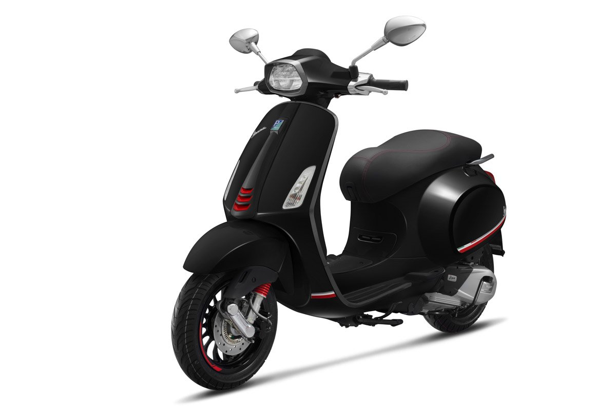 VESPA MALAYSIA LAUNCHES THE REVOLUTIONARY VESPA SPRINT CARBON