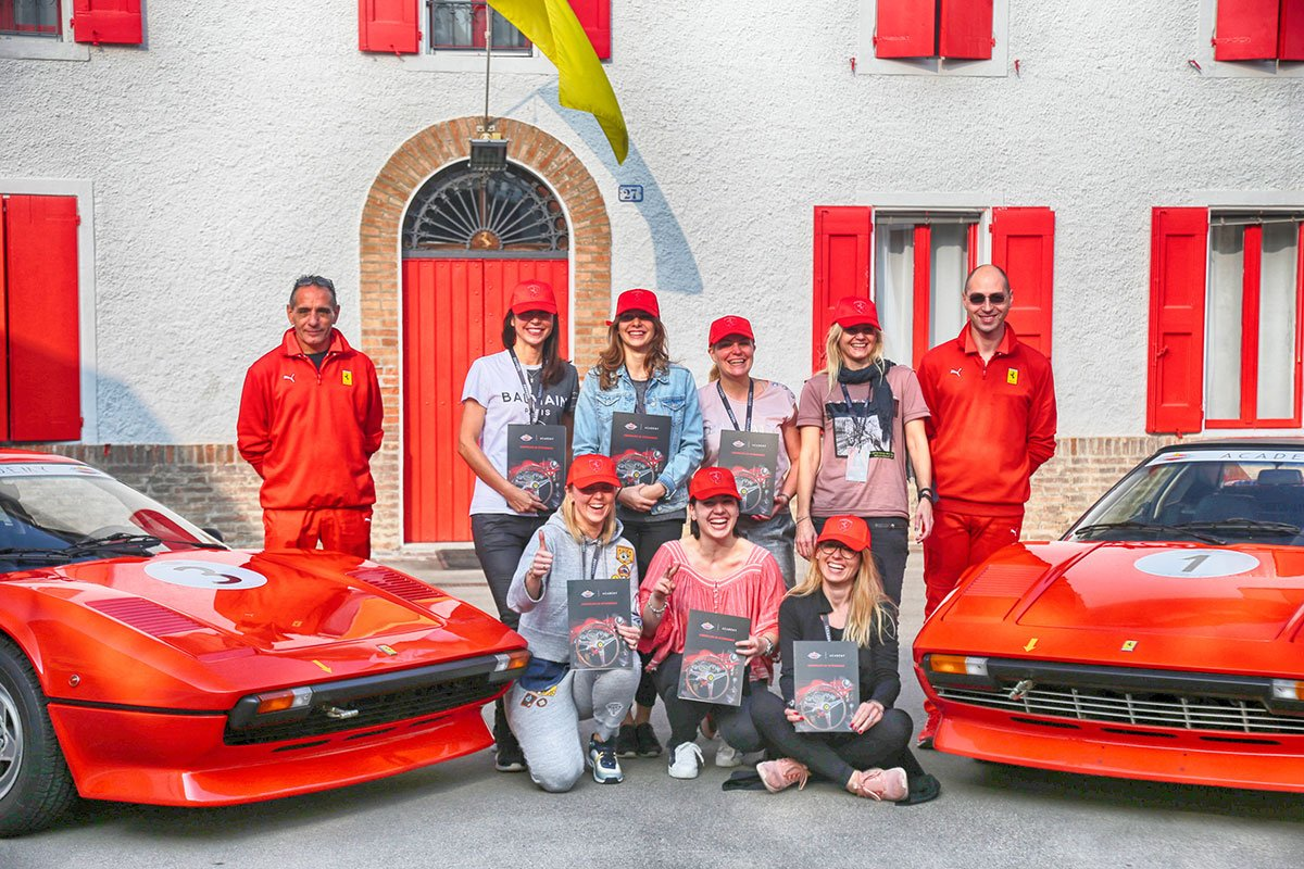 Ferrari Classiche Academy – Classic car driving experiences at Fiorano