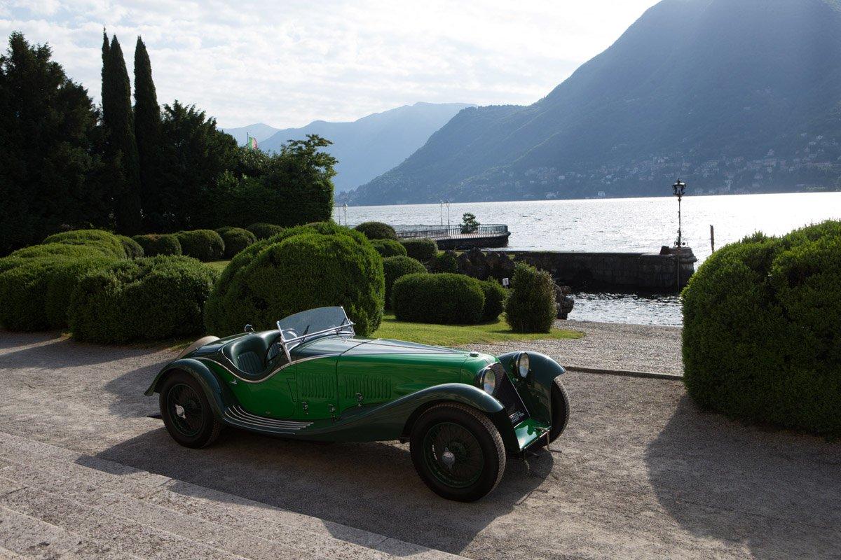 """Maserati Tipo V4 and Mario Umberto """"Baconìn"""" Borzacchini's Cremona Record"""