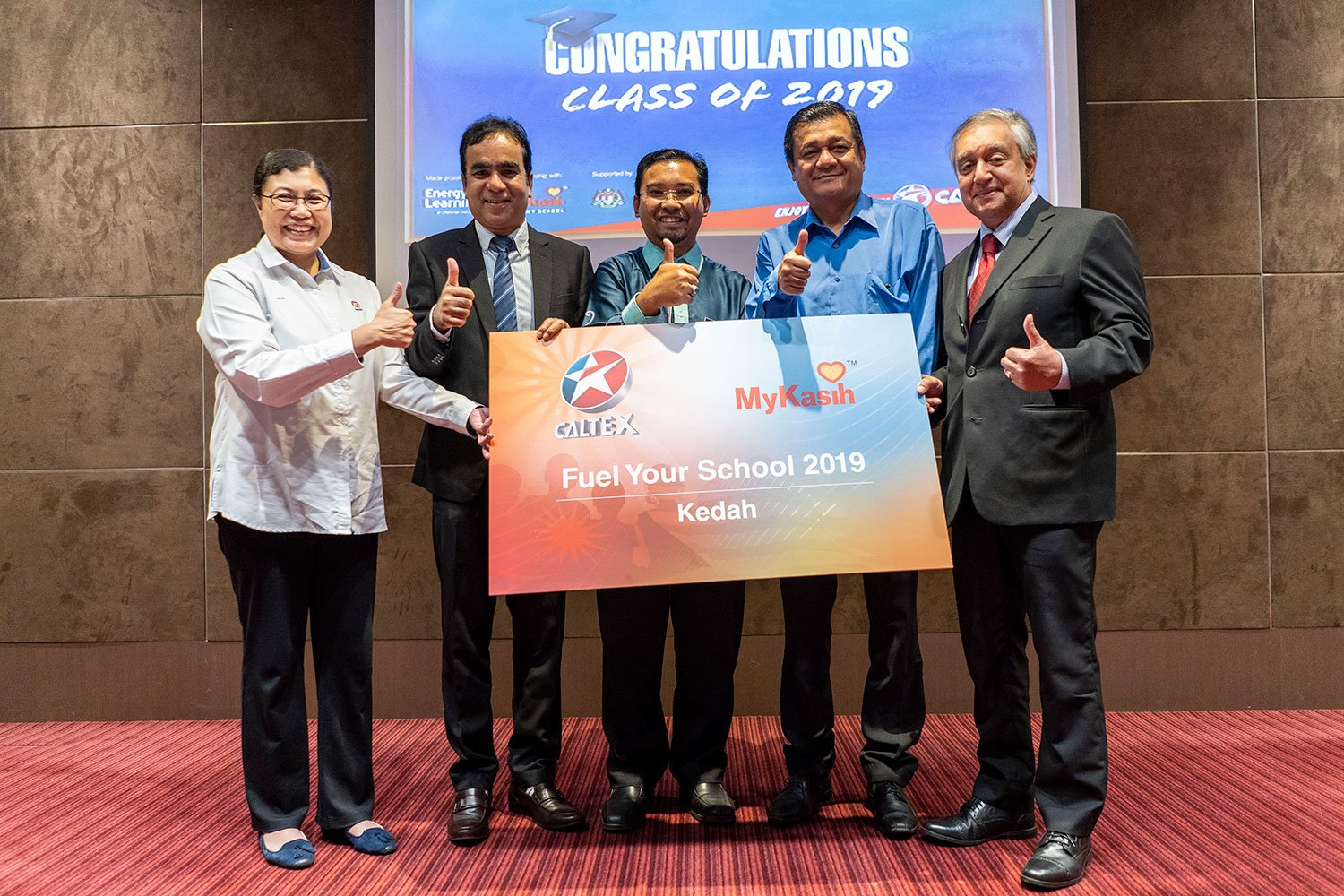 Caltex Fuel Your School returns to Kedah for the third time