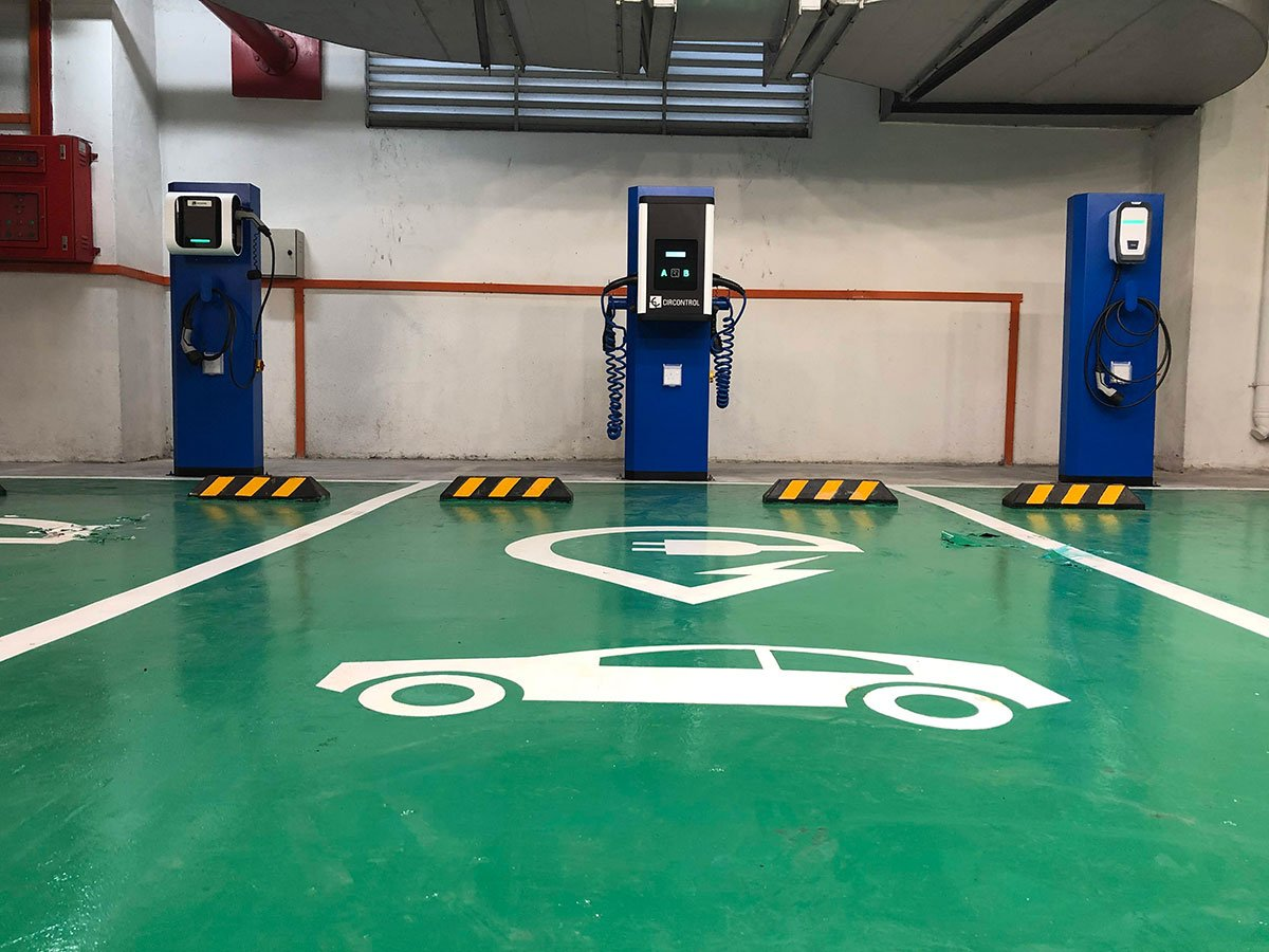 Electric Vehicle Chargers from Circontrol Now in Malaysia