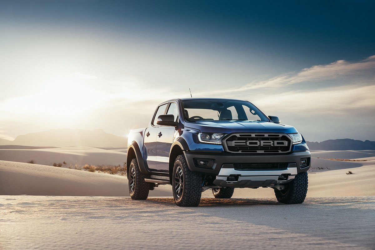 Experience the King of Pickup Trucks, Ford Ranger at the Carlist.my DRIVE: Off-road Edition 2019