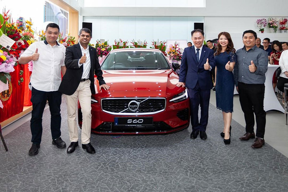 Volvo Car Malaysia launches new 3S Centre in Ipoh with dealer-partner iRoll Ipoh