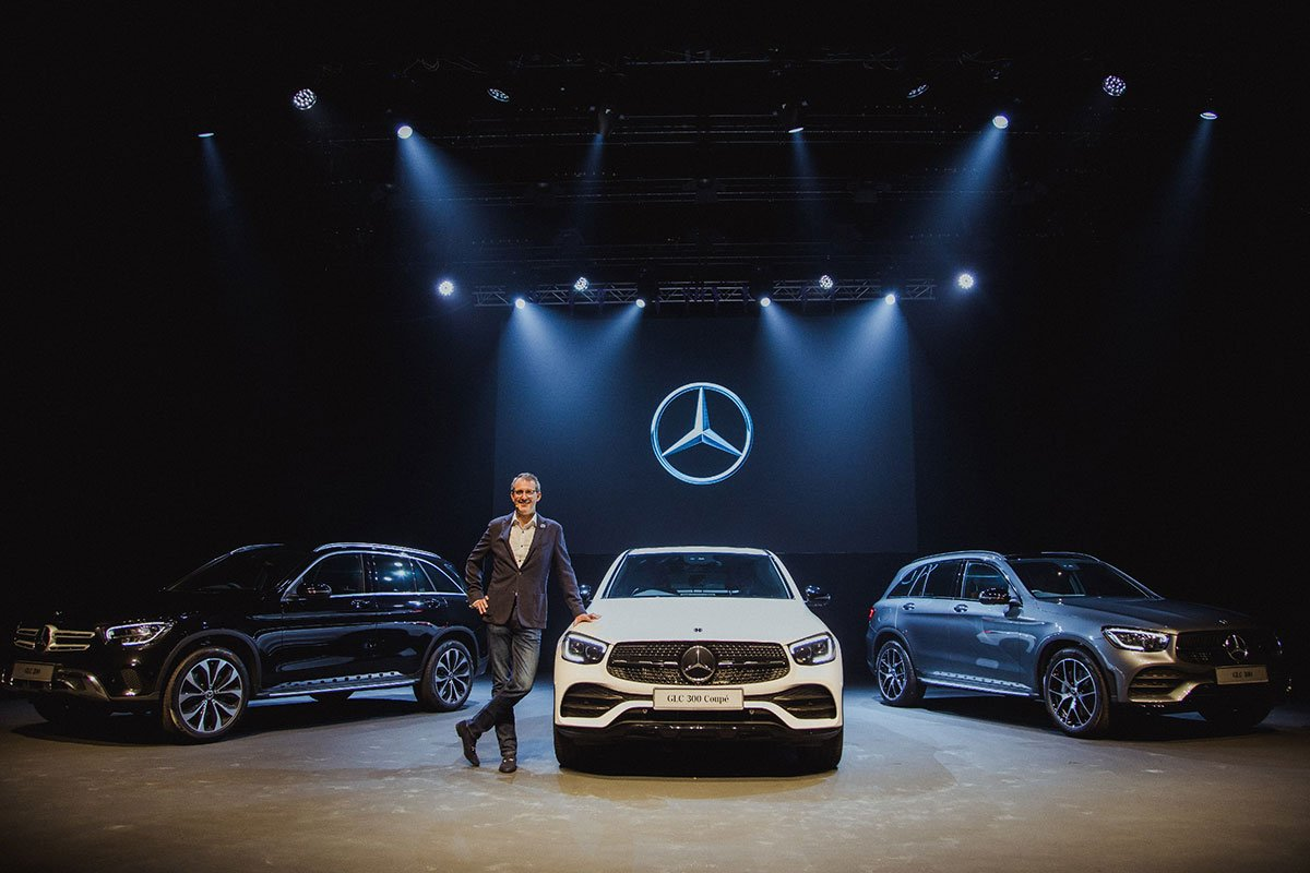 The new generation of SUVs by Mercedes-Benz