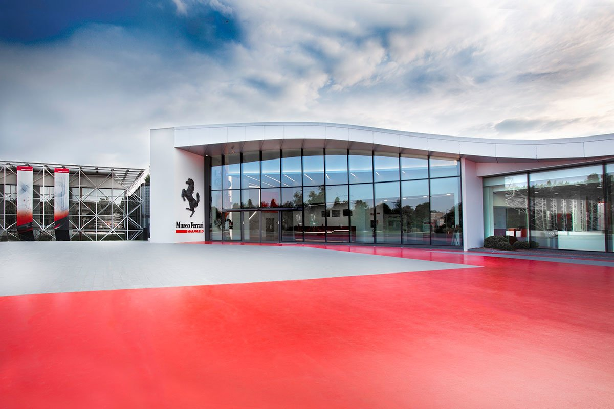 Ferrari Museums welcome over 600,000 visitors in 2019