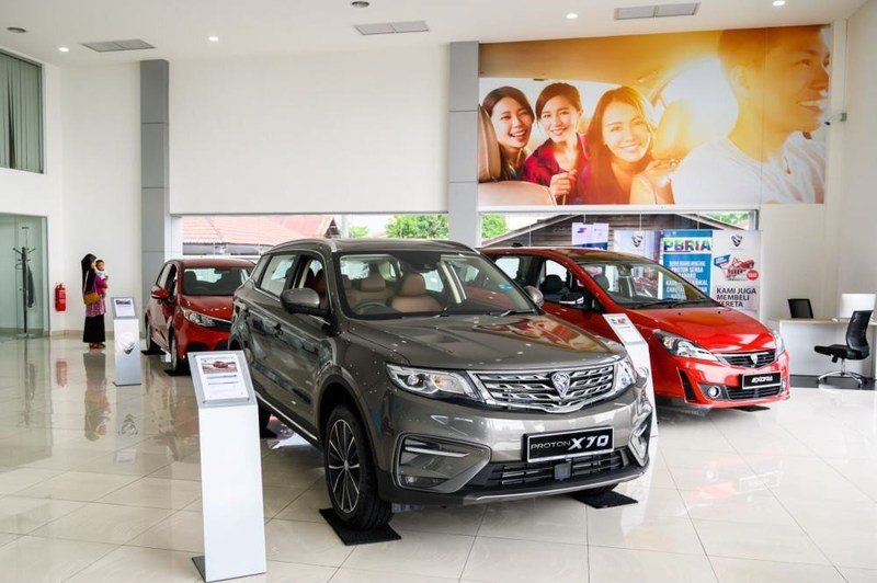 Geely launches local-assembled Proton X70 in Malaysia