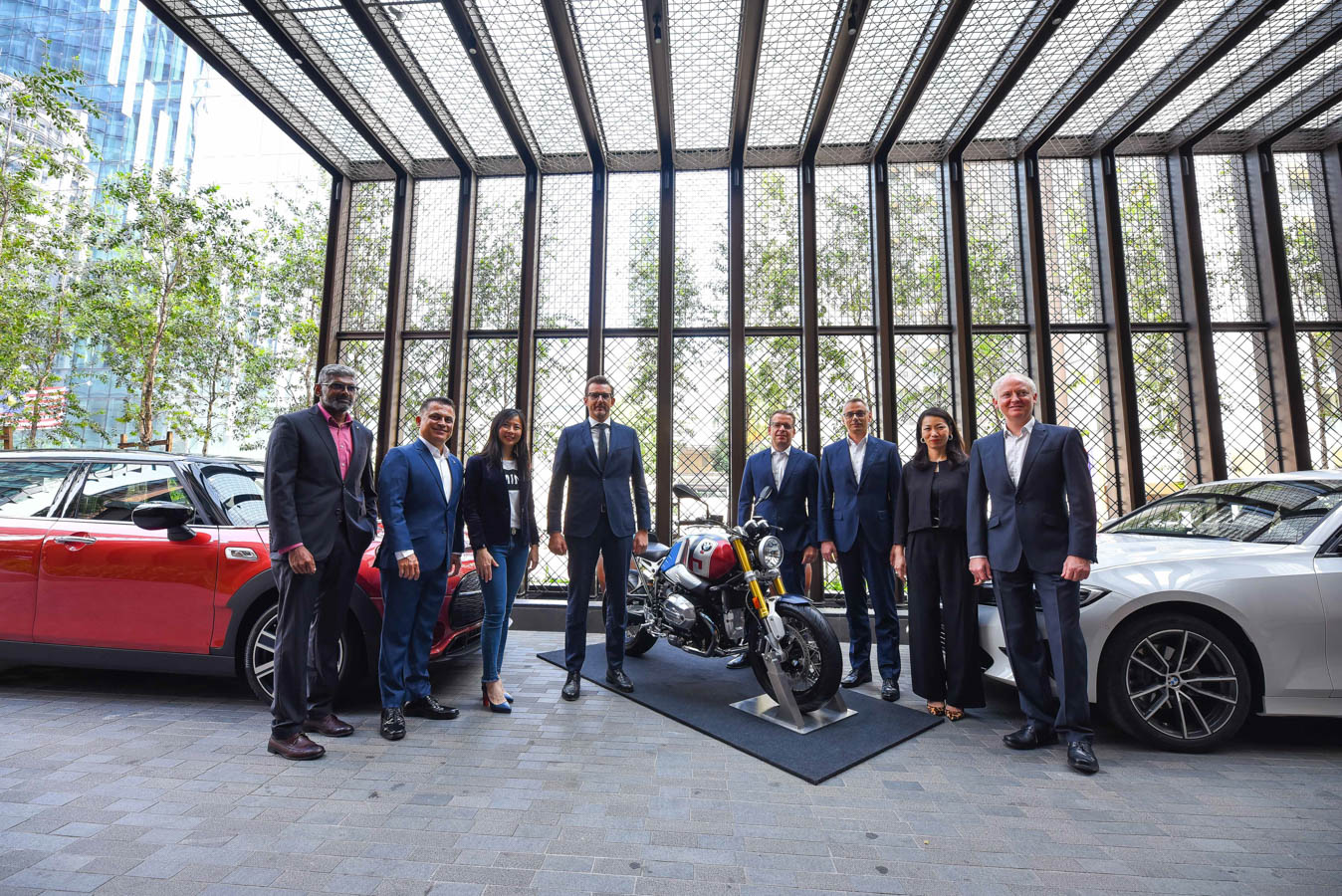 BMW Group Malaysia Delivers 11,567 Vehicles in 2019.