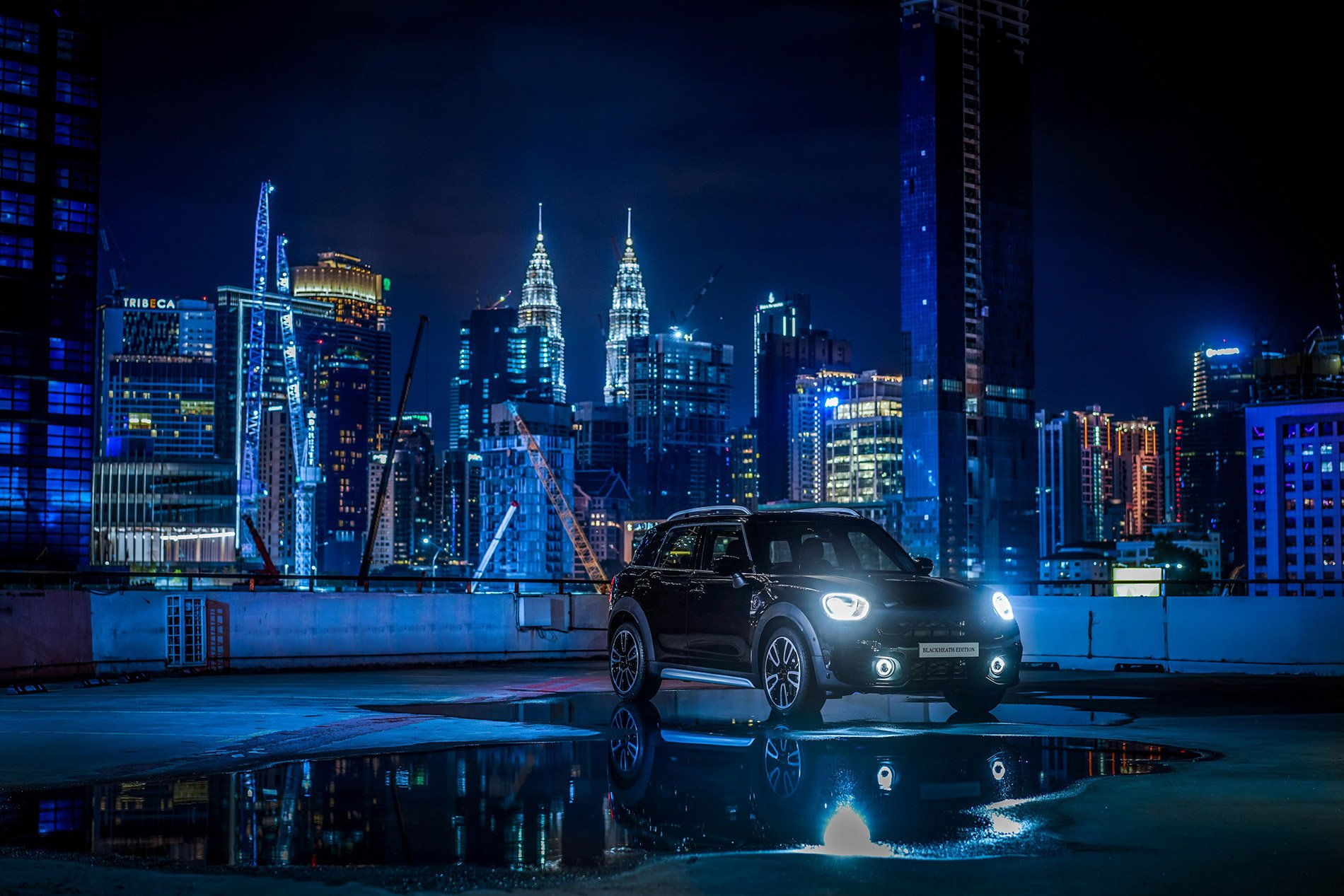 MINI Malaysia Unveils the New MINI Countryman Blackheath Edition.