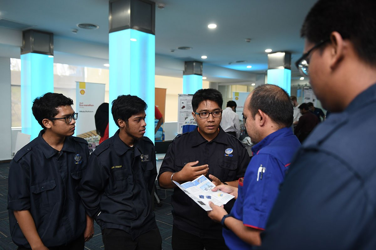 SHELL MALAYSIA MATCHMAKES STUDENTS WITH INDUSTRY PLAYERS