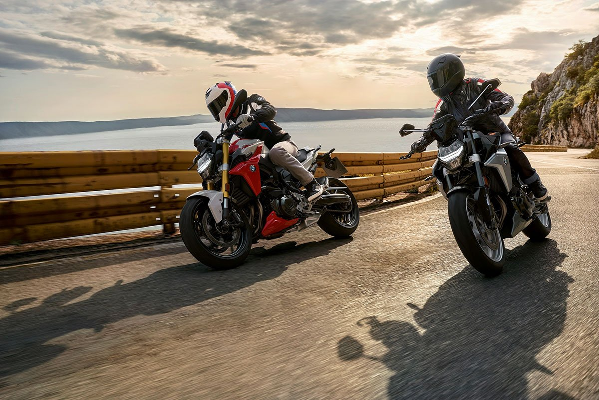 BMW Motorrad Malaysia Introduces the New BMW F 900 R and BMW F 900 XR.