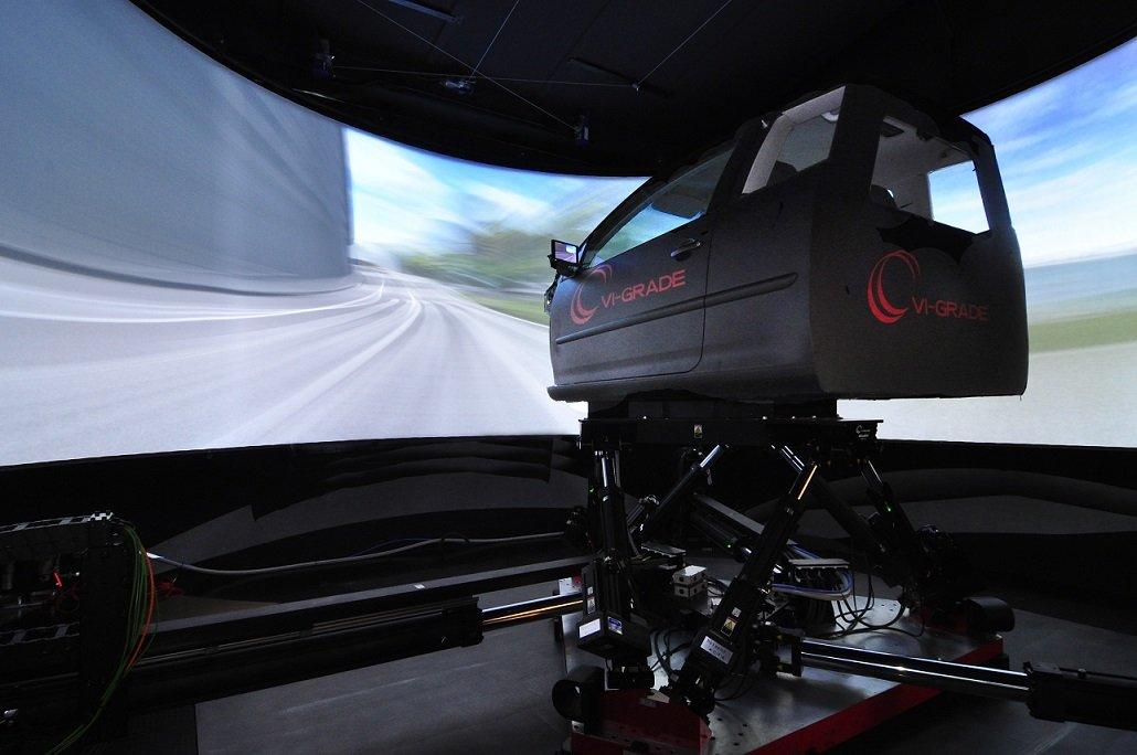 Goodyear Selects VI-grade Driving Simulators to Increase Product Development Capabilities
