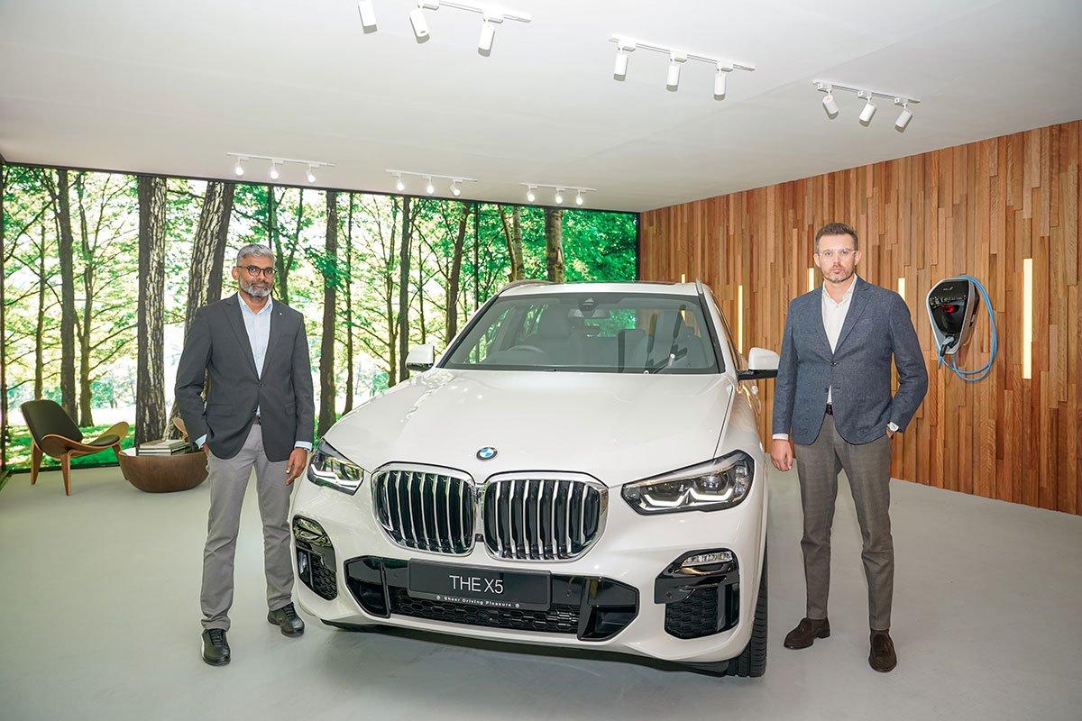 BMW Malaysia Introduces the New BMW X5 xDrive45e M Sport.