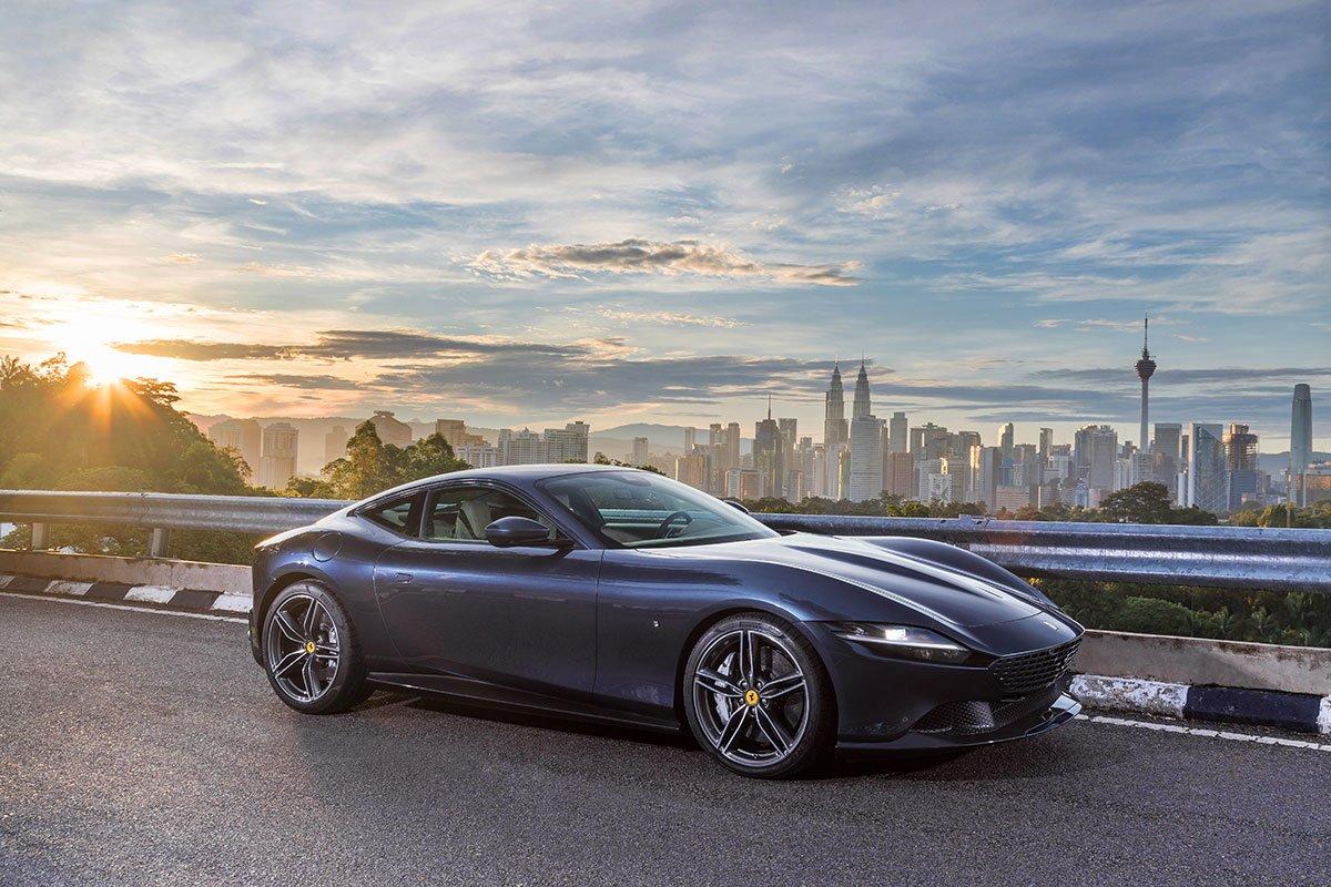 Ferrari Roma: La Nuova Dolce Vita – Ferrari's new V8 2+ coupé makes its Malaysian debut