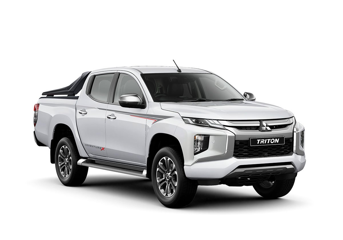 Mitsubishi Triton Reports Positive Market Share of 28%  For Financial Year to date 2020