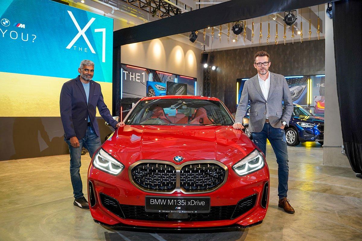 BMW Malaysia Unveils The 1.