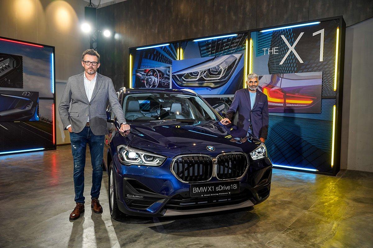 BMW Malaysia Introduces the New BMW X1 sDrive18i.