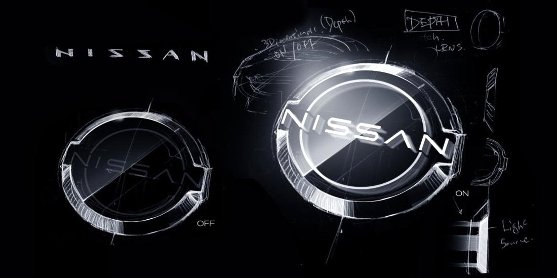 Redesigned Nissan logo signals a fresh horizon